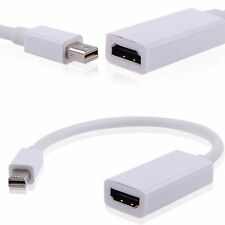 Mini Display Port Thunderbolt DP To HDMI Converter Cable Adapter For Macbook Air
