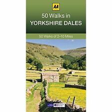 50 Walks in the Yorkshire Dales (50 Walks series) (AA 50 Walks), AA Publishing,