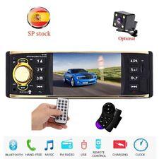 "4.1"" 1DIN Autoradio Car Stereo Bluetooth MP3 MP5 Player TF AUX / Remote +CAMARA"