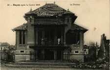 CPA Militaire, Noyon - Le Theatre (277951)