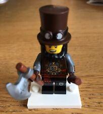 Lego Movie 2 Minifigure - Apocalypseburg Abe
