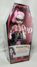 LDD living dead dolls * RESURRECTION XI * VARIANT DOTTIE ROSE * SEALED res 11