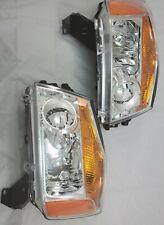 2004 - 2015 Nissan Titan Complete Direct Replacement Headlight Set