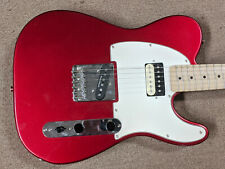Indian Red Cedar Fender Squier Vintage Modified Telecaster HS Pickups Maple Neck