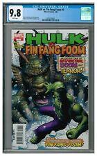 Hulk vs. Fin Fang Foom #1 (2008) Marvel One Shot CGC 9.8 AA524