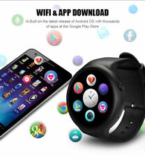Bluetooth Smart Watch WIFI Android 3G Fitness Tracker Pulsuhr SIM 16GB Uhr GPS
