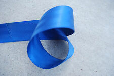 "New 2"" BLUE  BAYOU  5 BAR SEAT BELT WEBBING 150 Ft. Roll 54.5 YARDS"