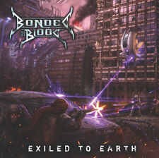 Bonded by Blood  - Exiled of the Earth + 1  bonus tracks  JAPAN Edition