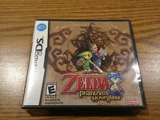 ** Zelda Phantom Hourglass (Nintendo DS, NES, Game boy, Lite, 2007) **