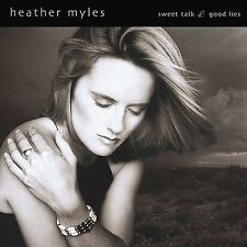 MYLES,HEATHER-SWEET TALK & GOOD CD NEW