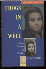FROGS IN A WELL: INDIAN WOMEN IN PURDAH pub in India