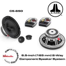 JL Audio C5-650 - 6.5 pouces (165 mm) composant 2-Way haut-parleurs 450W porte haut-parleurs