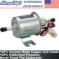 Universal 12V 2.5-4PSI Electric Fuel Pump Gas Diesel Low Pressure HEP-02A 1 MPA