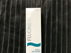Fluoridex Daily Defense Toothpaste 4oz. Clean Mint