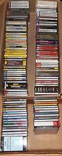Lot #1 103 CLASSICAL CD LOT DG DGG Archiv Philips London EMI Imports Bach Mozart