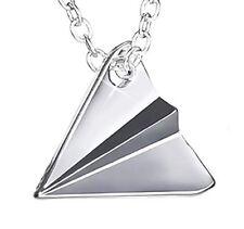 COLLANA ONE DIRECTION PAPER PLANE ciondolo HARRY STYLES NECKLACE