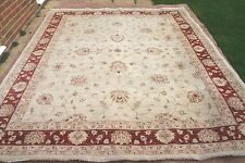 £4500 JOHN LEWIS HANDMADE Persian Ziegler vegetable dye chobi rug 300 x 250 cm