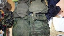 6B23-1. FLORA, bulletproof vest russian army LEVEL 2 GOST. USED.