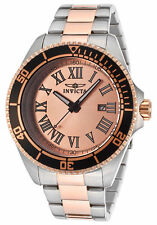 Invicta 15001 Men's Pro Diver Two-Tone Rose Gold-Plated Stainless Steel Watch