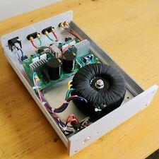 Finished U1 HIFI Stereo Audio Power amplifier ON NJW0281G/ NJW0302G  (100W+100W)
