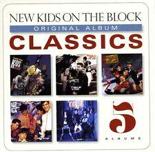 New Kids on the Bloc - Original Album Classics [New CD] Boxed Set