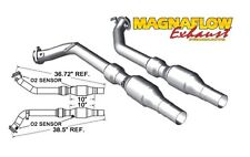 2006-2008 AUDI RS4 4.2L Direct Fit Catalytic Converter Exhaust