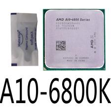 AMD A10-6800K Quad-Core 4.1GHz Socket FM2 CPU Processor