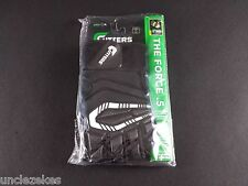 Cutters S930H The Force .5 Lineman Black Adult XL Football Gloves
