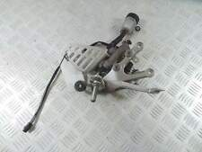 2009 YAMAHA YZF R6 13S R/H Footrest Assembly