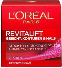 L'Oreal Paris Revitalift Face Contours Neck Cream 50 ml (GERMAN PACKAGING)