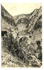 CPA 38 Isère Gorges de la Bourne de Villard de Lans à Pont en Royans