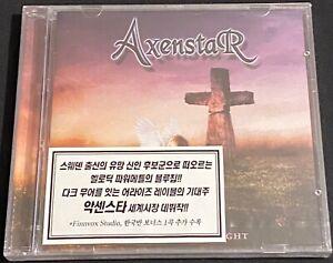 Axenstar - Perpetual Twilight CD + 1 BT (2002, Sail) New Sealed 10 Track Version