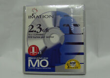 Unopened 5.25inch IMATION 2.3GB rewritable MO disk