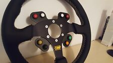 Piastra supporto pulsanti volante sportivo racing steering wheel button plate 8