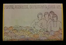 """1967 THE MONKEES """"PISCES, AQUARIUS, CAPRICORN & JONES LTD."""" CASSETTE TAPE ARISTA"""