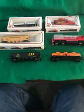HO Scale Bachmann 5 Freight 1 Engine Great Condition (OHO3019)