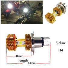 Four Side Bright H4 LED Motorcycle Headlight Blub High/Low Beam DC12V 1600LM 18W