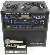 VocoPro Gig Man Digital Karaoke Jam-Along System Bundle w/ Microphone & Cable