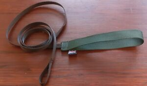 LAMPING/COURSING SINGLE Quick Release Slip Lead+handle