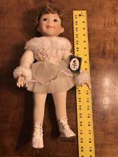 Geppeddo Ice Skater Doll