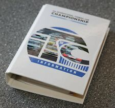 FIA International Touring Car ITC 1996 Media-Information Rennsport Tourenwagen