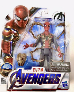 Hasbro Marvel AVENGERS ENDGAME Iron Spider-Man 6 inch Basic Figure Ships Fast!