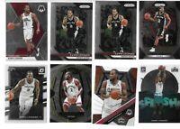 Prizm + Optic + Mosaic Kawhi Leonard Card Lot x 8 Clippers