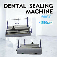 Pro 500W Dental Sealing Machine Sterilizing Bag Sealer Dental Lab Equipment New