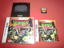 Nintendo DS Turtles Mutant Nightmare 3  [PAL] 3DS 2DS Super *JRF*