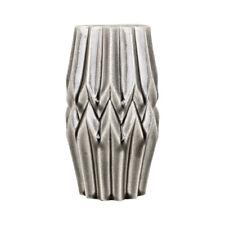 STRÖMSHAGA Vase grau aus Keramik, ca. 20 cm hoch