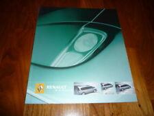 Renault espace folleto 06/2005 España