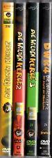 Die Wilden Kerle 1-4 Set  (2014) 4-DVDs DVD