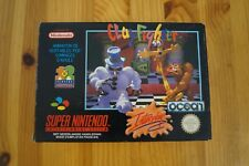 ClayFighter Super Nintendo Pal Fah Complet