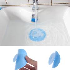Hot Bath Plug Sink Stopper Silicone Drain Kitchen Water Rubber Bathtub US